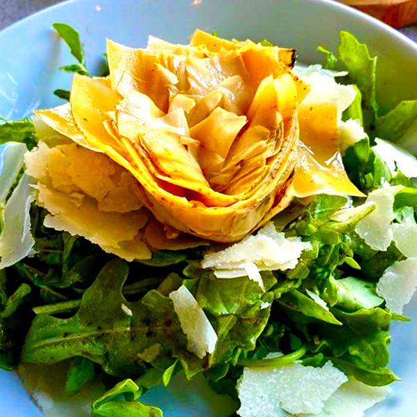 Artichoke & parmigiano