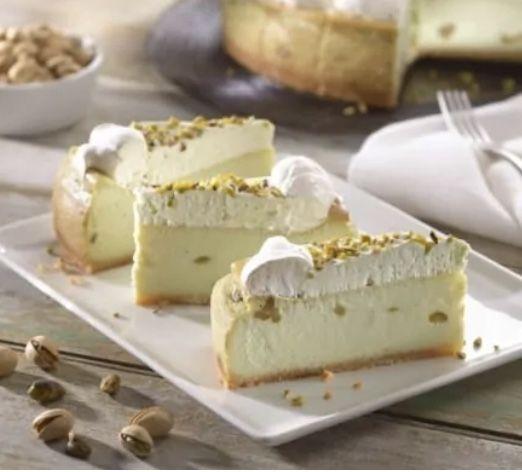 Pistacchio Cheesecake
